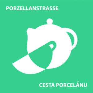 Porzellanstrasse Logo